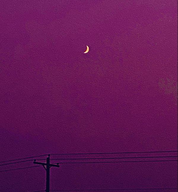 Waxing Crescent Moon thumbnail
