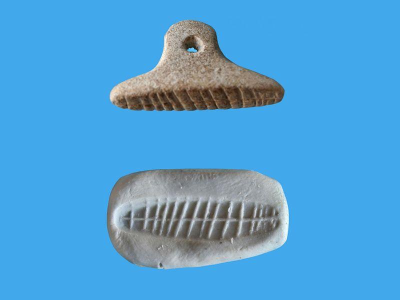 7,000-year-old seal impression found in Israel