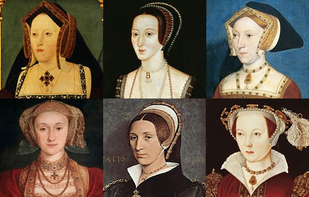 The Six Wives of Henry VIII Are Coming to Broadway