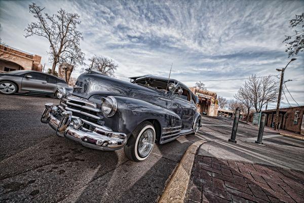 stylized Chevrolet Fleetline thumbnail