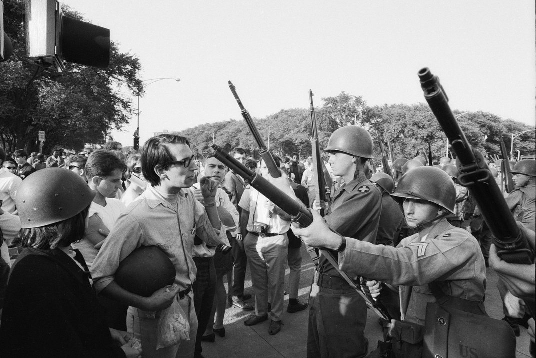 A Timeline of 1968: The Year That Shattered America