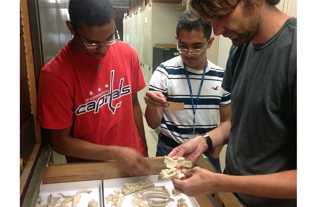 Hey Scientist, Who Are You Mentoring this Summer?