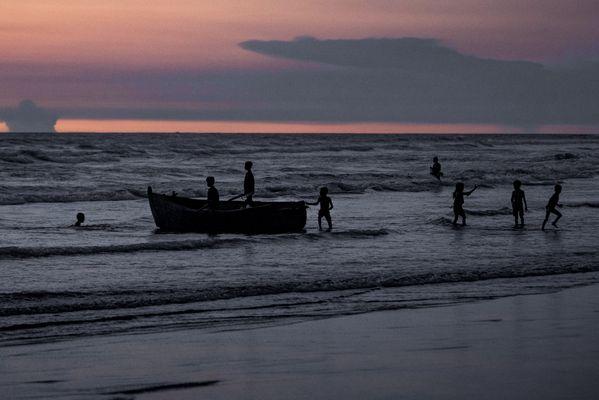 Childhood at Cox's Bazar Beach thumbnail