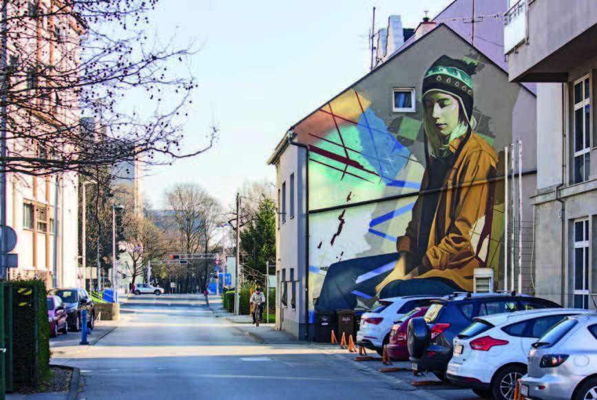 Nine Ways to Explore Zagreb's Stunning Outdoor Arts