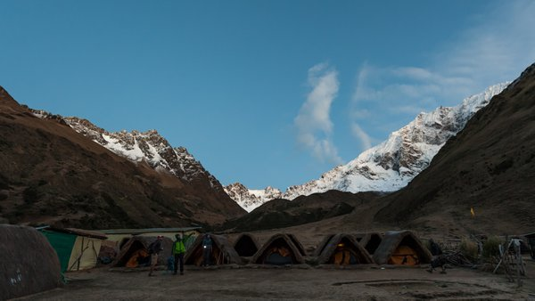 Sunrise in Andes, Peru. thumbnail