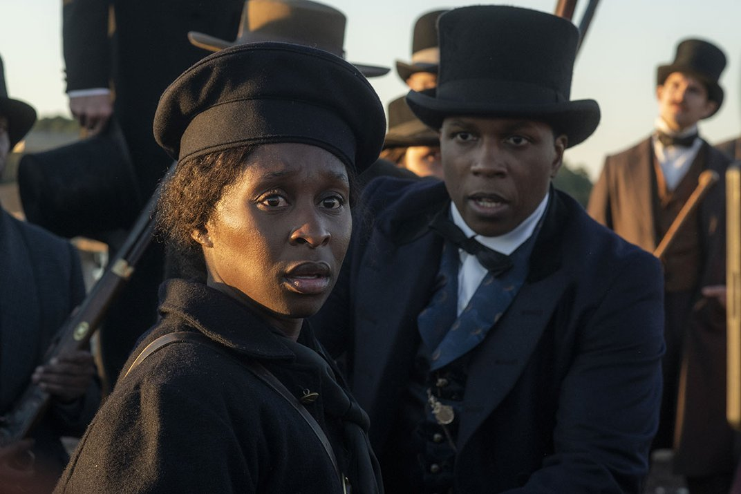 The True Story Behind the Harriet Tubman Movie
