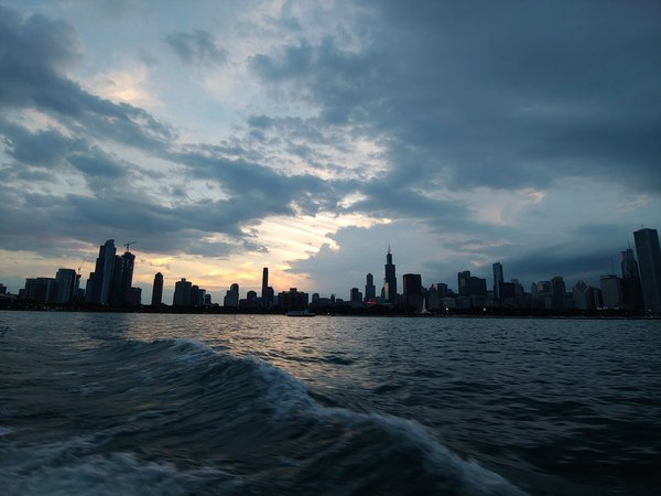 Chicago skyline thumbnail