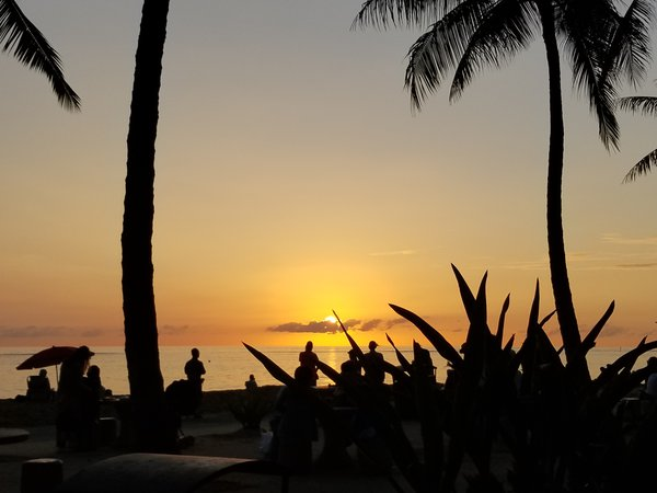 Hawaii Sunset thumbnail