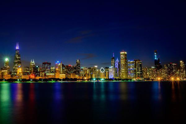 Chicago Night thumbnail