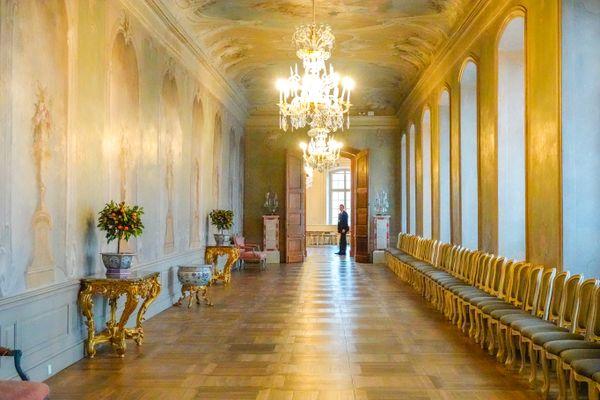 Gold Room at Rundale Palace (Latvia) thumbnail