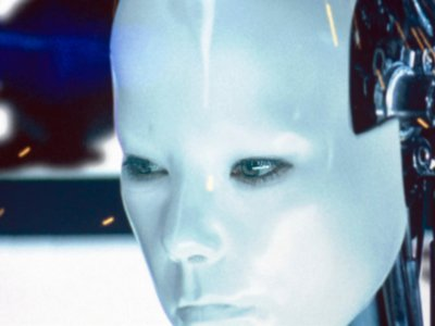 """Björk's music video """"All Is Full of Love"""" received wide acclaim and was deemed a milestone in computer graphics. In 2011, it was placed in Time's list of The 30 All-TIME Best Music Videos."""