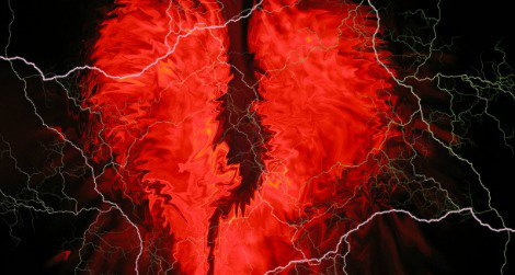 When the heart's electrical system fails, death is imminent.