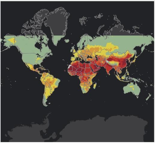 Nine in Ten People Worldwide Breathe Dangerous Air Every Day