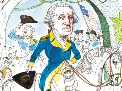 On February 4, 1789, the 69 members of the Electoral College made George Washington the only chief executive to be unanimously elected.