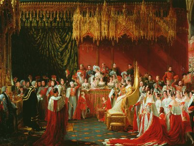 Americans went nuts for Queen Victoria less than 60 years after the American Revolution drew to a close.