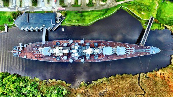 Battleship North Carolina thumbnail