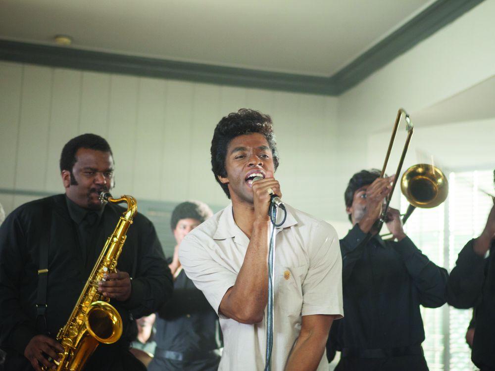 Boseman and band