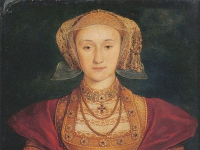 Hans Holbein's portrait of Anne of Cleves convinced Henry VIII of his bride-to-be's charms