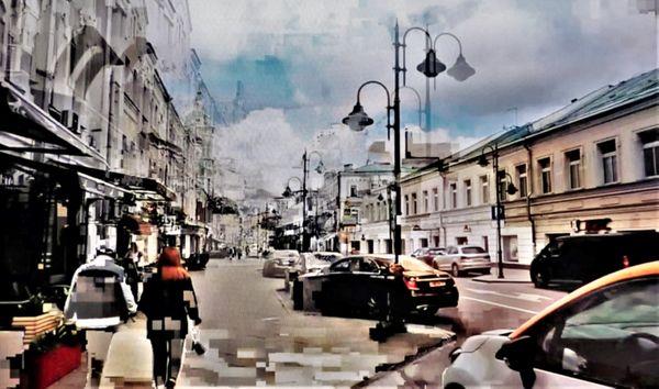 Two-storey Moscow thumbnail