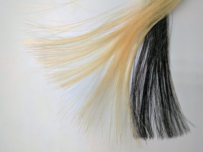 Researchers have found that graphene could work as a hair dye.