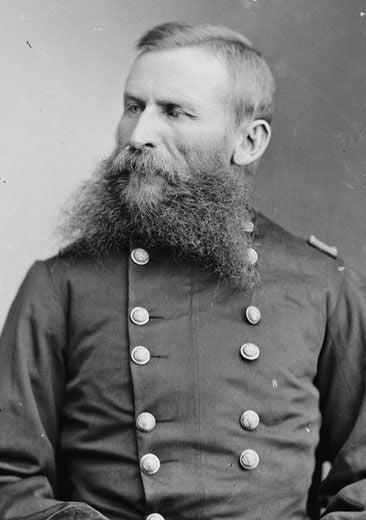 Maj. Gen. George Crook
