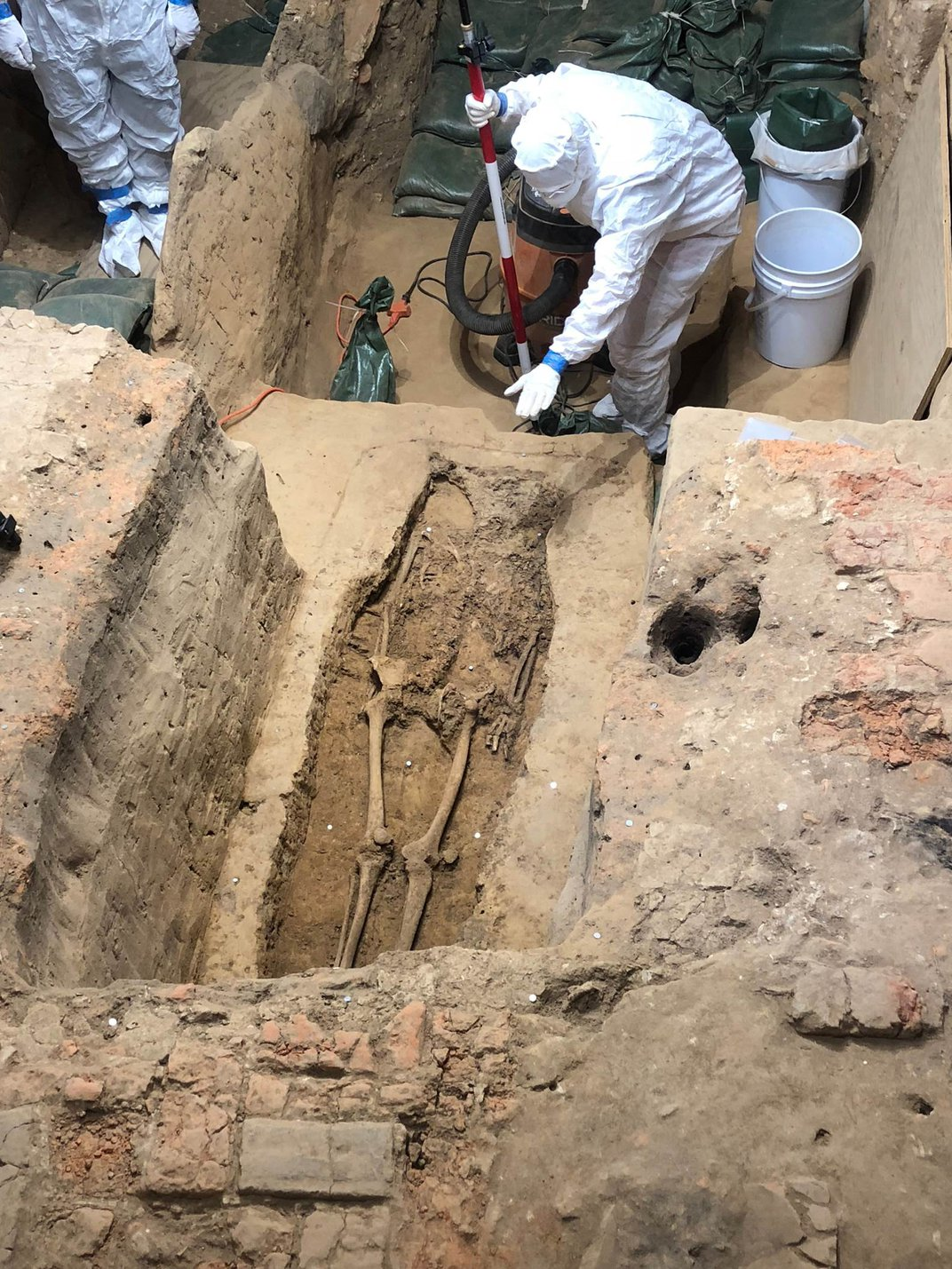 A Jamestown Skeleton is Unearthed, but Only Time—and Science—Will Reveal His True Identity
