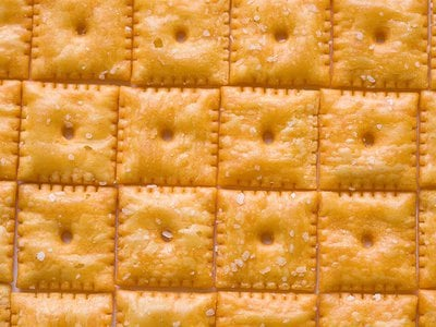 Cheez-It's 11-month shelf life is impressive, but so is the company's history.
