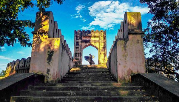 Historical idrakpur fort thumbnail