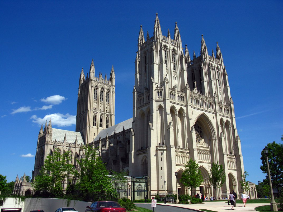 National Cathedral to Replace Confederate-Themed Stained Glass With Art Dedicated to Racial Justice