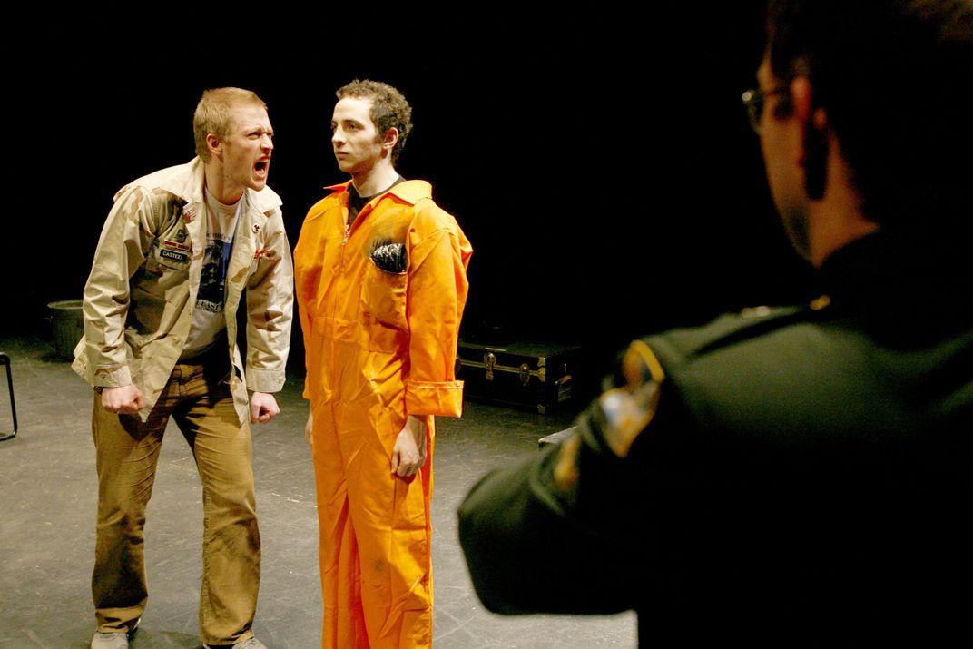 The Priest of Abu Ghraib