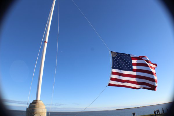 Fort Sumter American Flag Lowering thumbnail