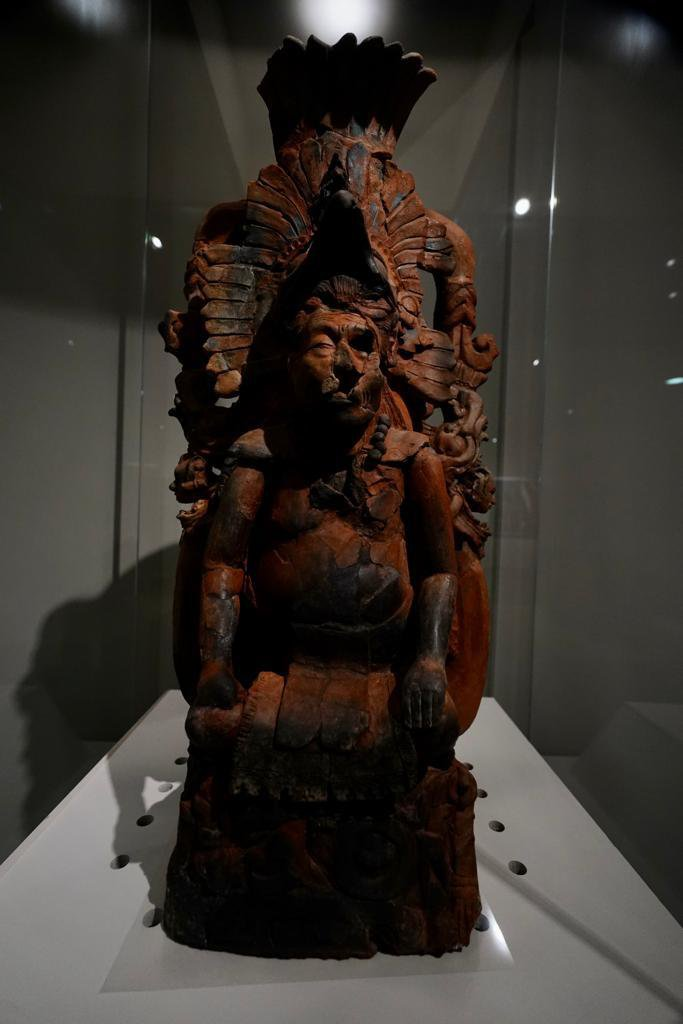 Trove of Artifacts, Many Recovered From Abroad, Traces 4,000 Years of Mexican History