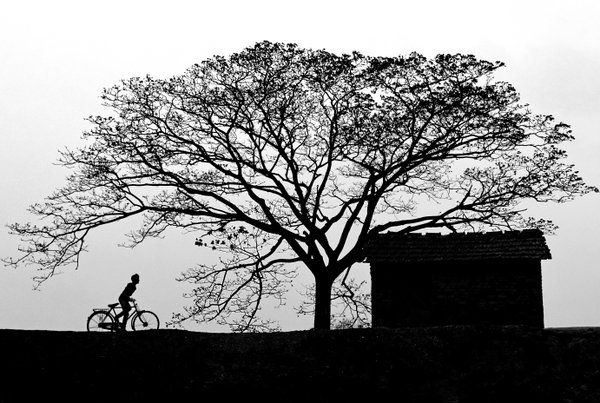 TRAVELLING BY BICYCLE thumbnail