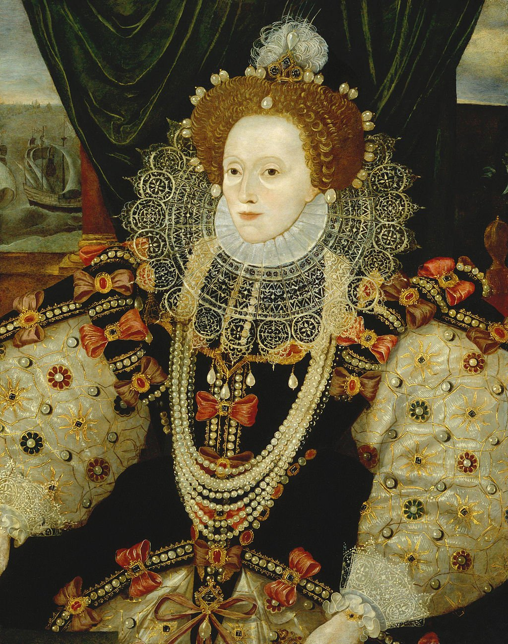 Three Portraits of Victorious Elizabeth I to Be Displayed Together for the First Time