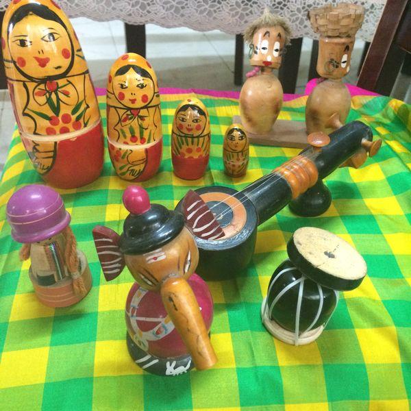 Channapatna wooden toys thumbnail
