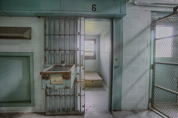 High Risk Solitary Confinement Cell thumbnail
