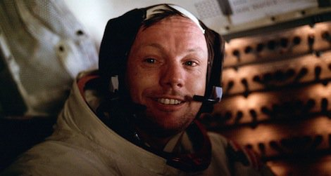 Neil Armstrong united America when he walked on the moon in 1969.
