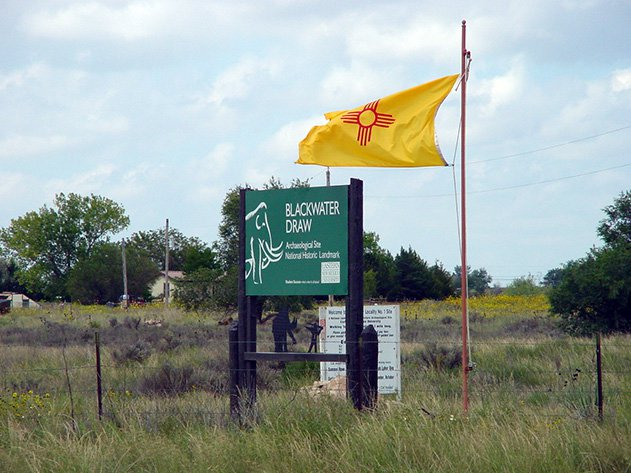 Blackwater Draw National Historic Landmark