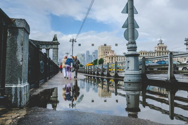 Lost in Moscow during a cloudy afternoon thumbnail