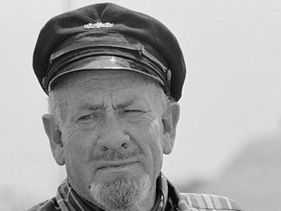 In the Spoken Word recording, John Steinbeck recounts how he came up with the idea for The Grapes of Wrath.