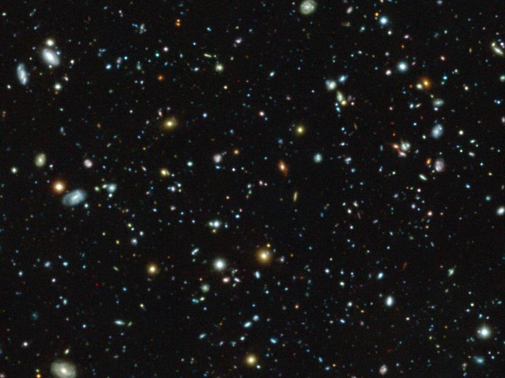 Hubble Ultra Deep Field
