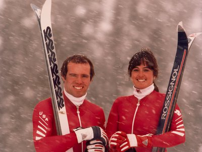 Olympic Dreams by Neil Leifer, 1984