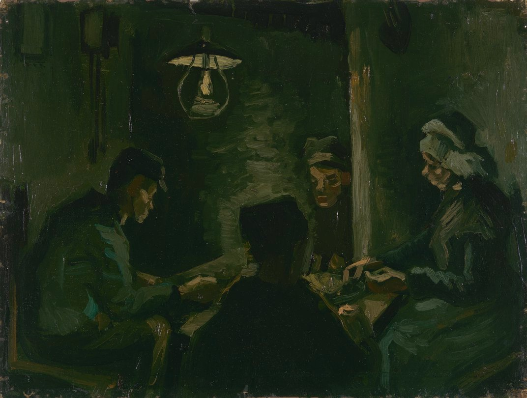 The Untold Story of van Gogh's Once-Maligned Masterpiece, 'The Potato Eaters'