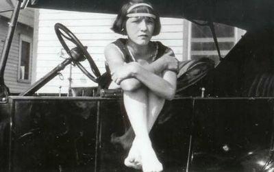 Delphine Atger, 1920s