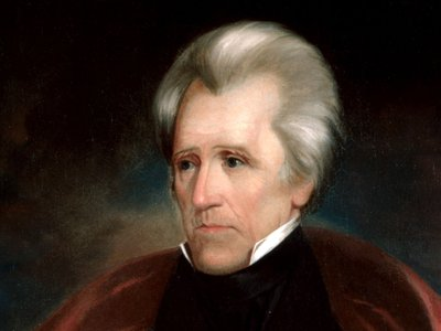 Jackson was the first candidate who successfully ran an anti-establishment presidential campaign
