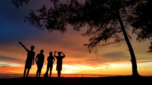 Sunset - Labuan thumbnail