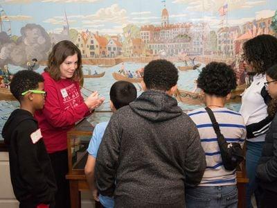 John Brown House Museum - Rhode Island Historical Society