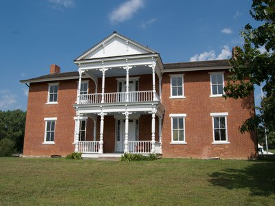 Grinter Place State Historic Site