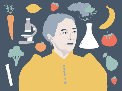 In the late 19th century, Ellen Swallow Richards worked to equip women with the tools of chemistry.