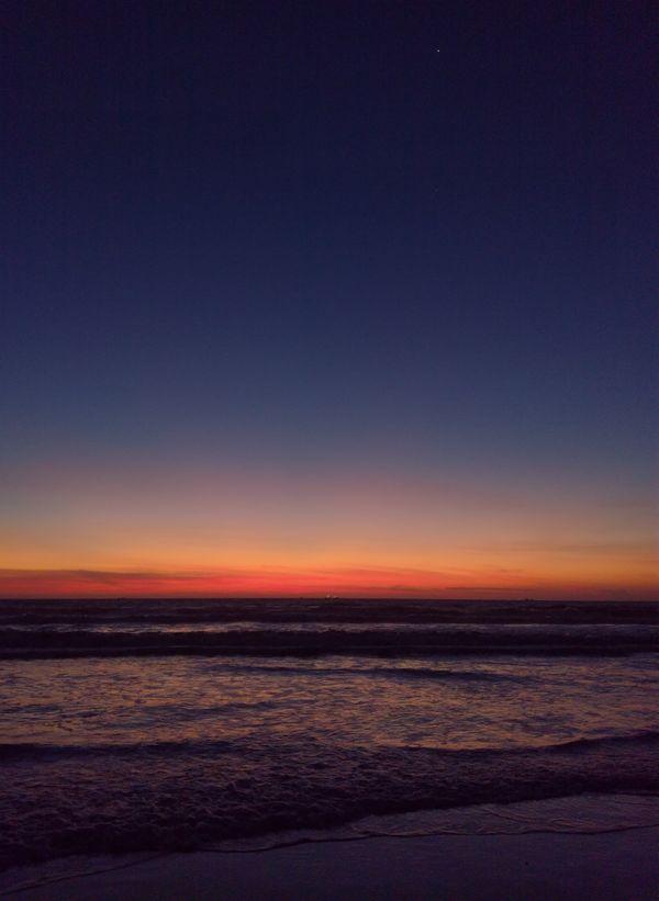 Sunrise at Vung Tau Beach thumbnail